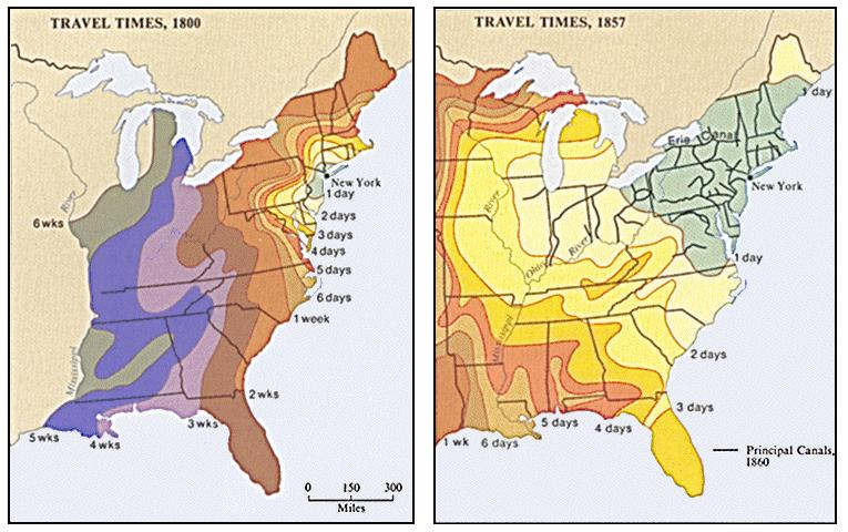 transportation revolution of the period 1815 1850 The transportation revolution, 1815-1860 (economic history of the united   covers many important aspects of manufacturing and technology during the  period.